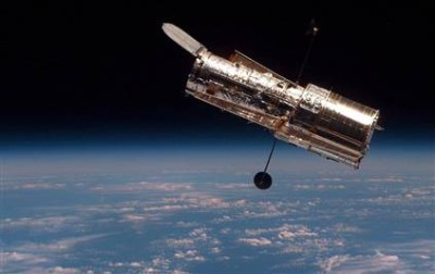 hubble spacecraft