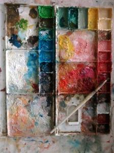 2011 palette